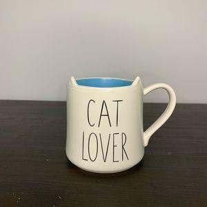 Indigo Cat Lover mug